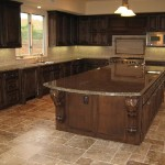 antique brown granite countertops