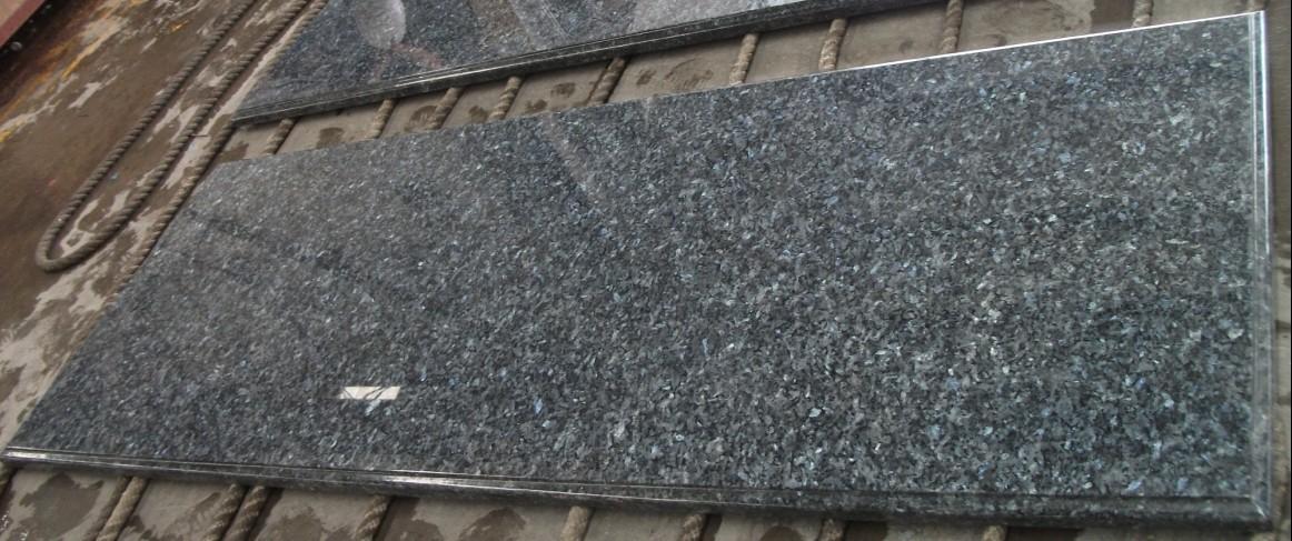Blue Granite Countertops : The advantages of choosing blue pearl granite countertops