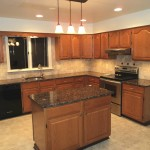 brown laminate countertops