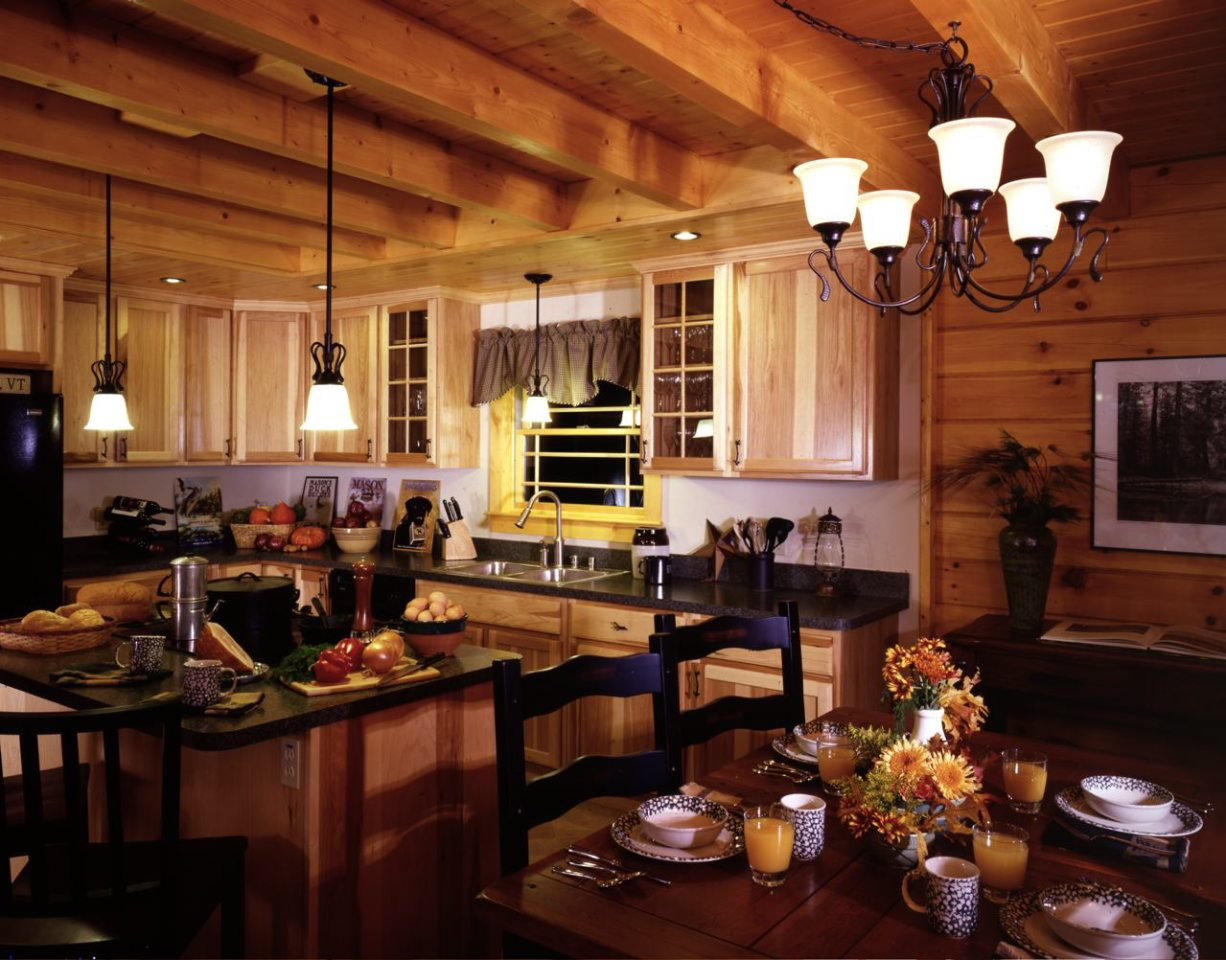 How to pick the right kitchen cabin home and cabinet reviews for Cabin decor