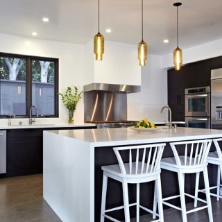 contemporary pendant lights for kitchen island