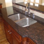 copper brown granite countertops