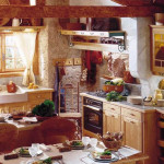 country cottage kitchen decor