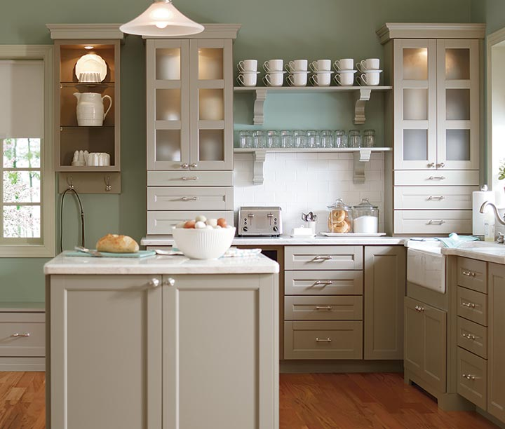 gallery of low budget home depot kitchen - Home Depot White Kitchen Cabinets