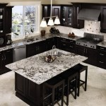 The Designs for Dark Cabinet Kitchen