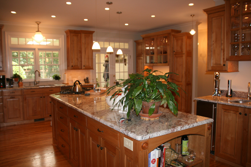 Woody countertop kitchen tables home and cabinet reviews for Kitchen countertops ideas 2015