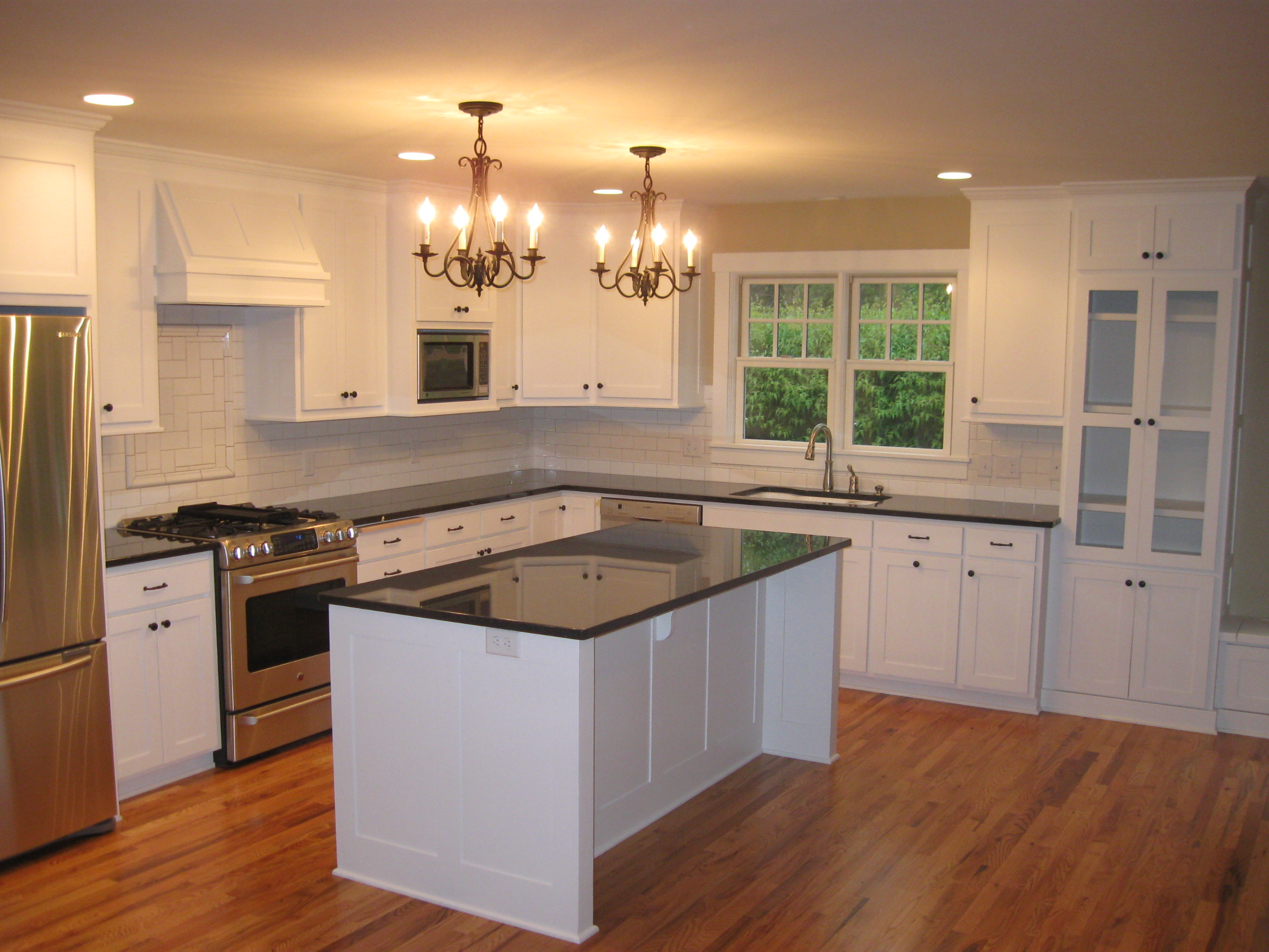 Ordinaire Kitchen Made Cabinets