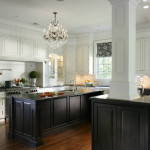 Decorating Around Black Appliances Kitchen