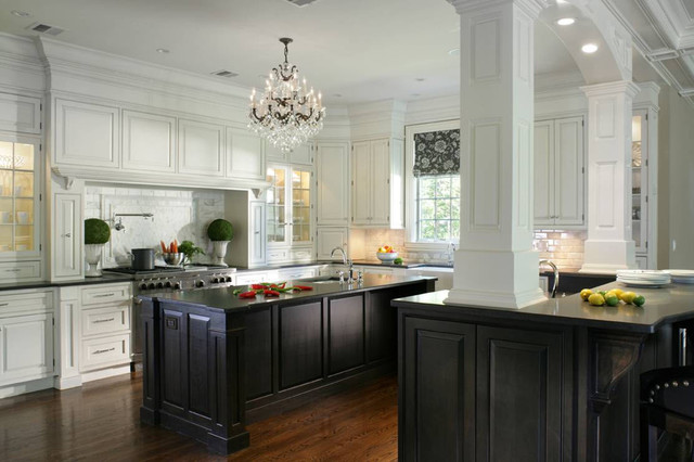 Interior White And Black Kitchen Cabinets choosing the right finishing for black and white cabinets home kitchens with countertops