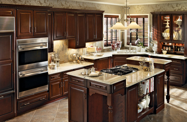 How to pick kraftmaid kitchen cabinets home and cabinet for Kraftmaid kitchen cabinets