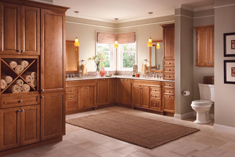 Home depot kraftmaid for kitchen details home and for Bathroom cabinets kraftmaid