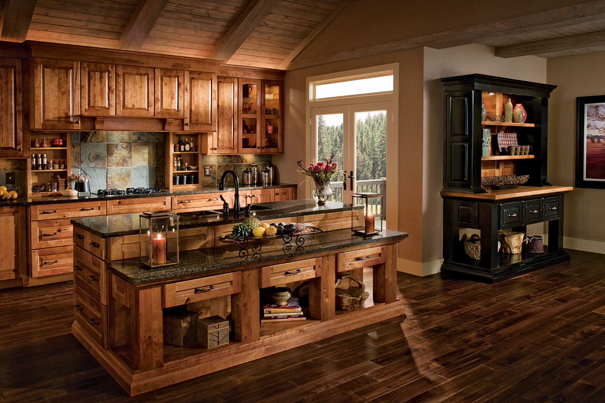 What you should know kraftmaid products home and cabinet for Birch kitchen cabinets review