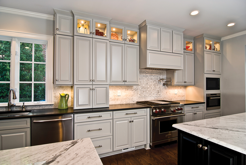 Marsh Kitchen Cabinets - Rooms