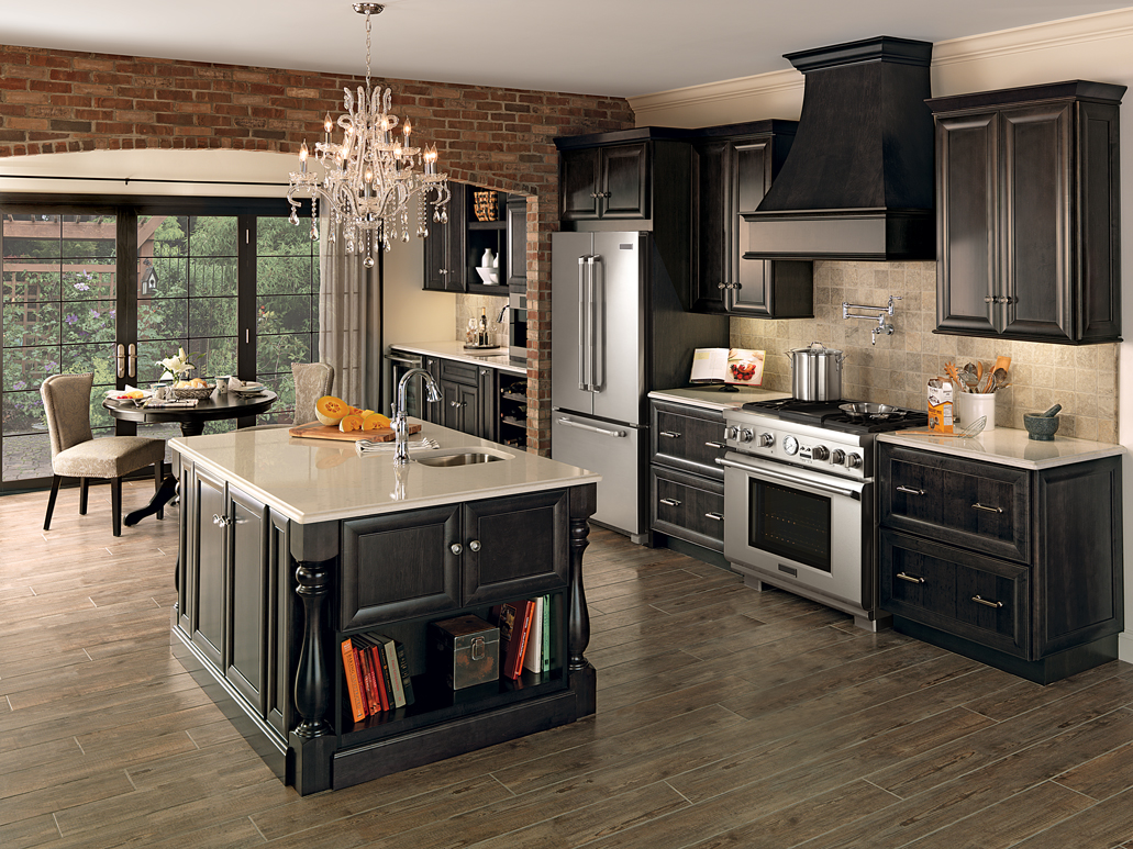 Merilat Oak Kitchen Cabinets