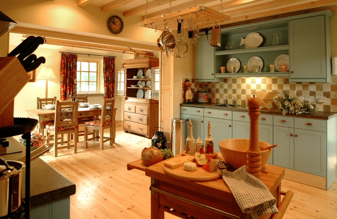 pictures of country cottage kitchens