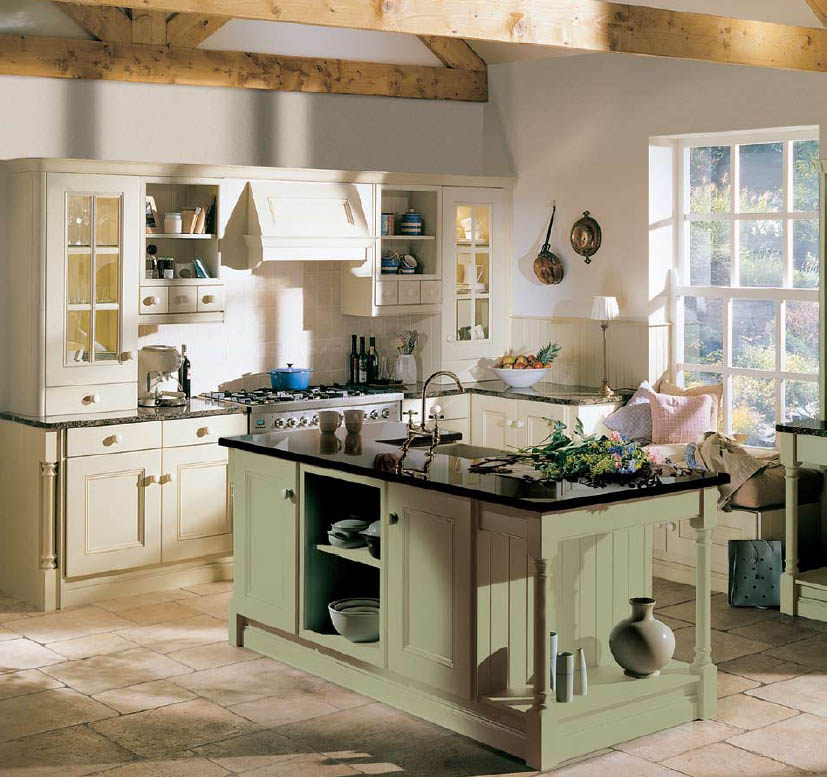 Country Style Kitchens 2013 Decorating Ideas: Tips For Creating Unique Country Kitchen Ideas