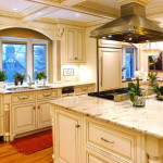 How to Paint Cream Color Kitchen Cabinets?