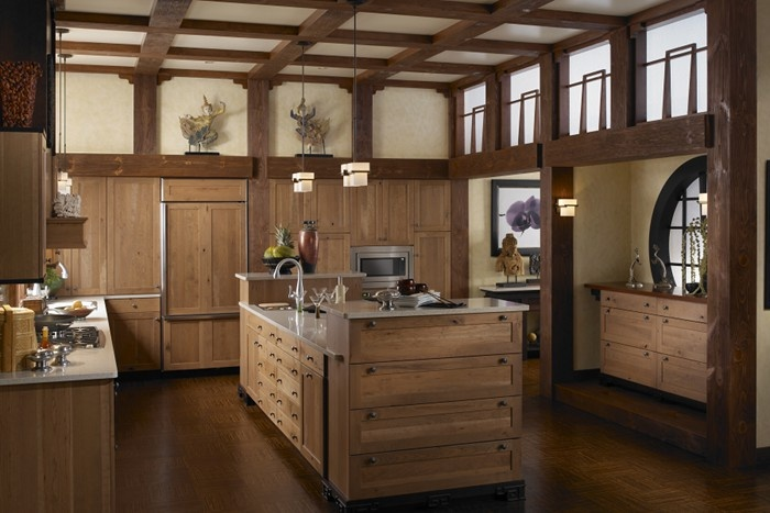 woodmode kitchen cabinets
