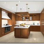 birch wood kitchen cabinets