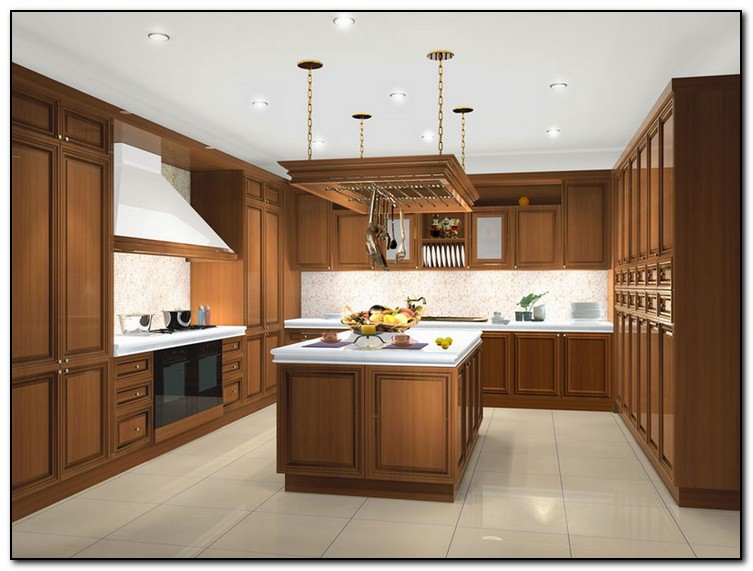 A discussion of kitchen wood cabinets home and cabinet for Birch kitchen cabinets review
