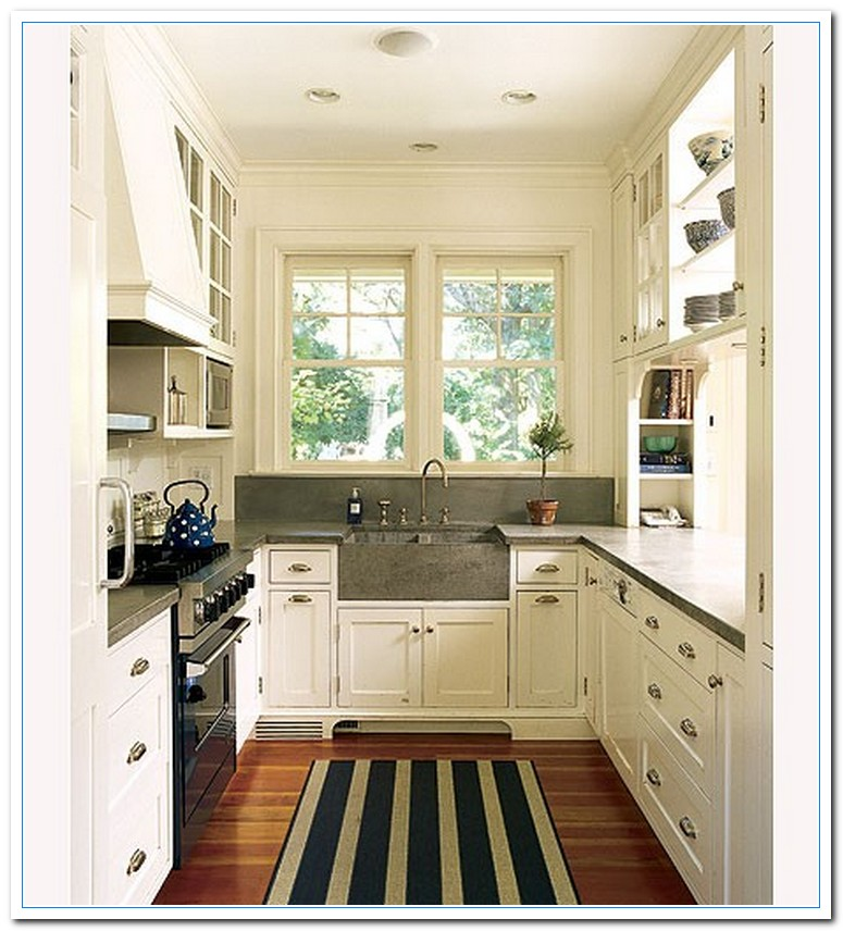 Working On Simple Kitchen Ideas For Simple Design: Information On Small Kitchen Design Layout Ideas