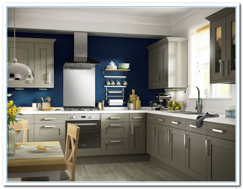 carisbrooke taupe kitchen