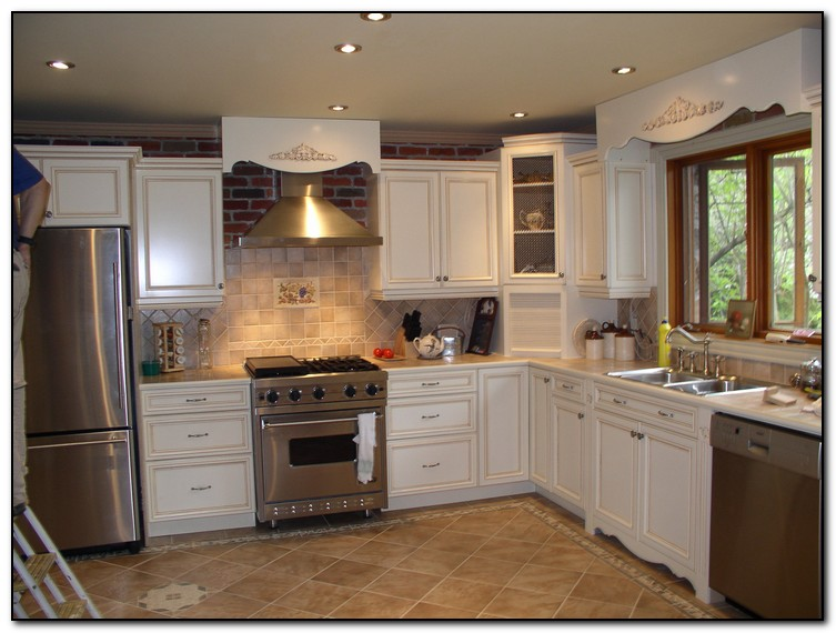 determining kitchen cabinets designs for space