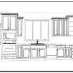 designing kitchen cabinets layout