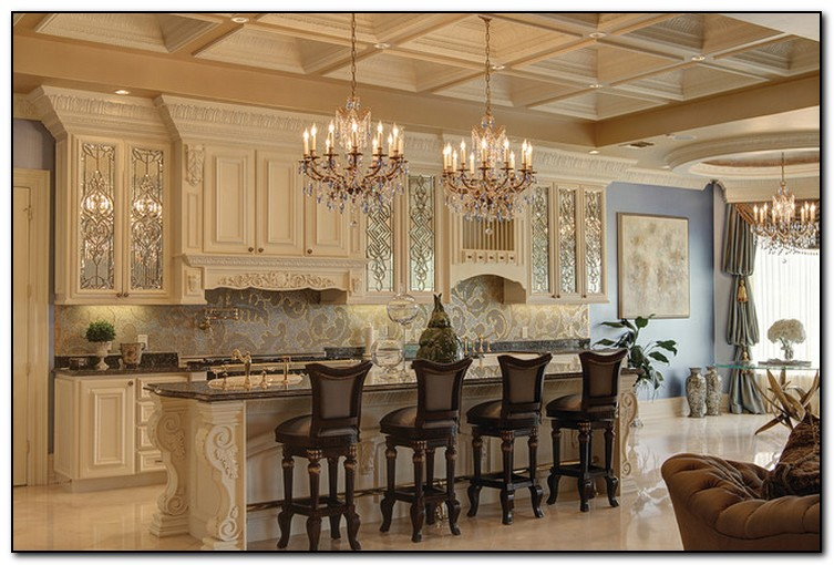 Some Elegant Kitchen Designs For You Home And Cabinet