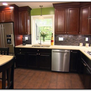 how to layout kitchen cabinets