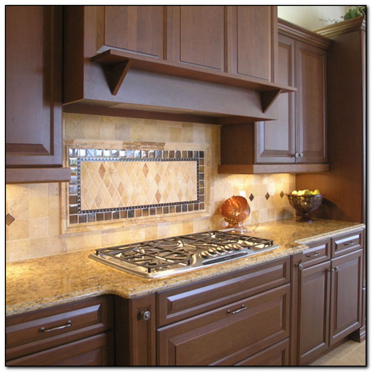 Kitchen countertops and backsplash creating the perfect for Kitchen counter cabinet