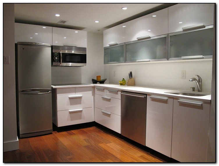 The benefits of having modern kitchen cabinets home and for Contemporary kitchen units