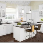 kitchen cabinet colors for small kitchens