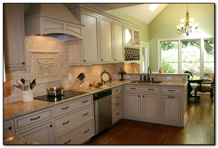 Bathroom Counter And Backsplash : Kitchen countertops and backsplash creating the perfect