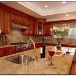 kitchen granite countertops pictures