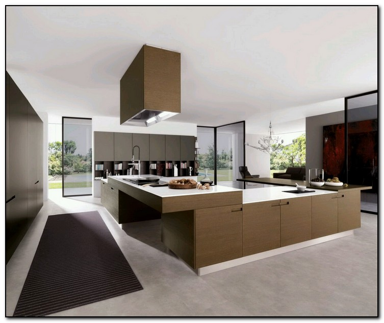 Modern cabinet for modern kitchen home and cabinet reviews for Modern kitchen cabinet finishes