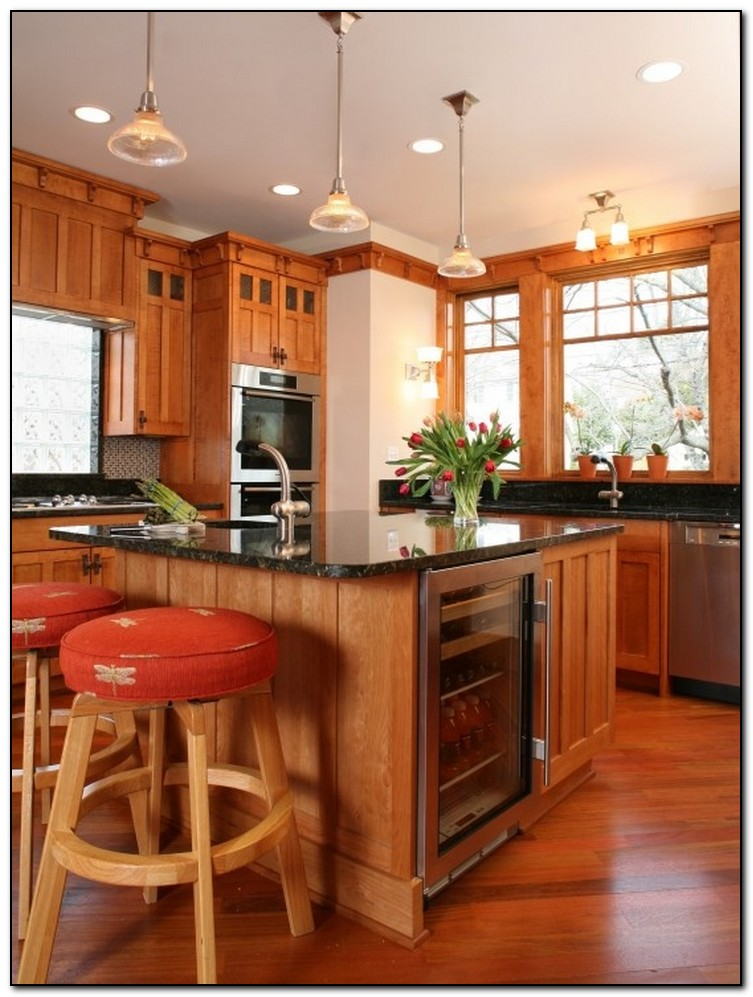 Mission style cabinets for modern kitchen home and for Kitchen cabinets modern style