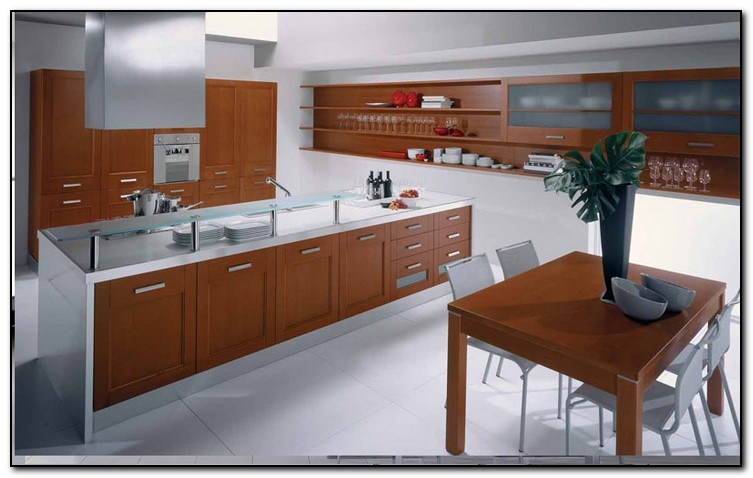 The benefits of having modern kitchen cabinets home and for European kitchen cabinets