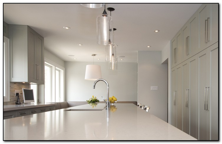 modern kitchen island lights