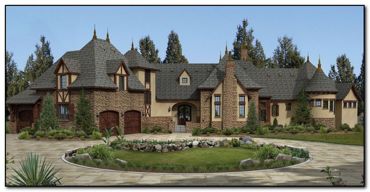 old world home designs