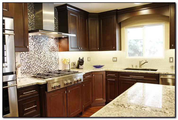 Kitchen Cabinet Colors Interiors Design