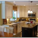 paint colors with cherry cabinets