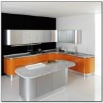 pictures of modern kitchen cabinets