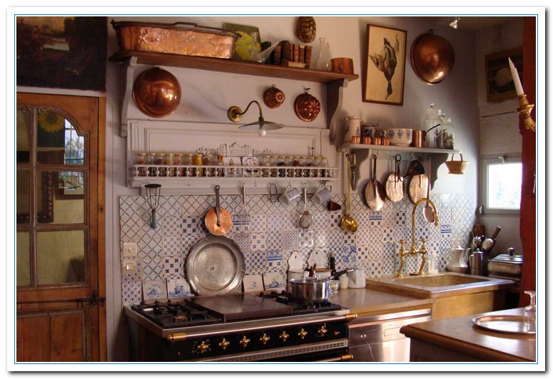 Rustic French Country Kitchen ideas for rustic country kitchen | home and cabinet reviews