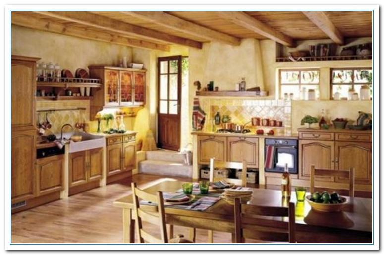 rustic french country home decor