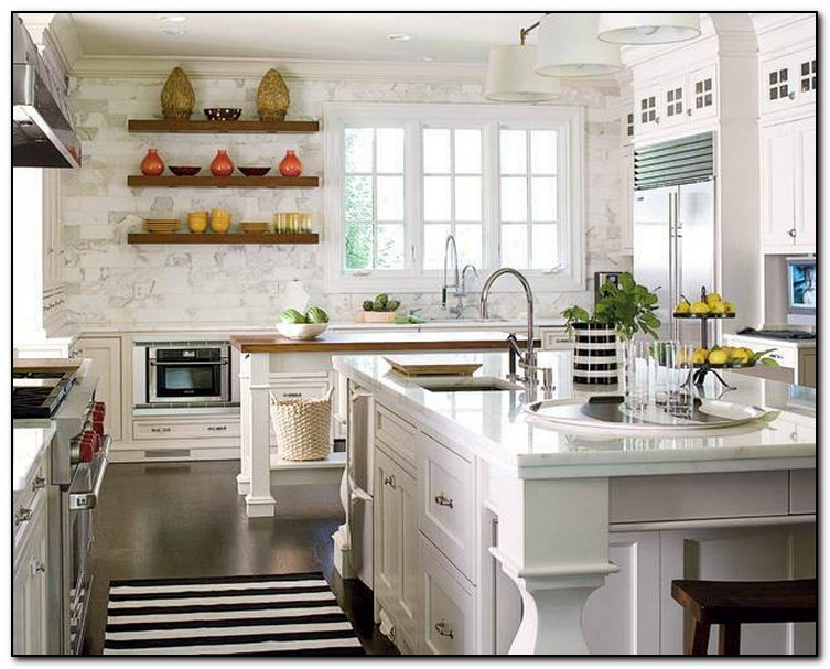 U shaped kitchen design ideas tips home and cabinet reviews - Tips for home decor gallery ...