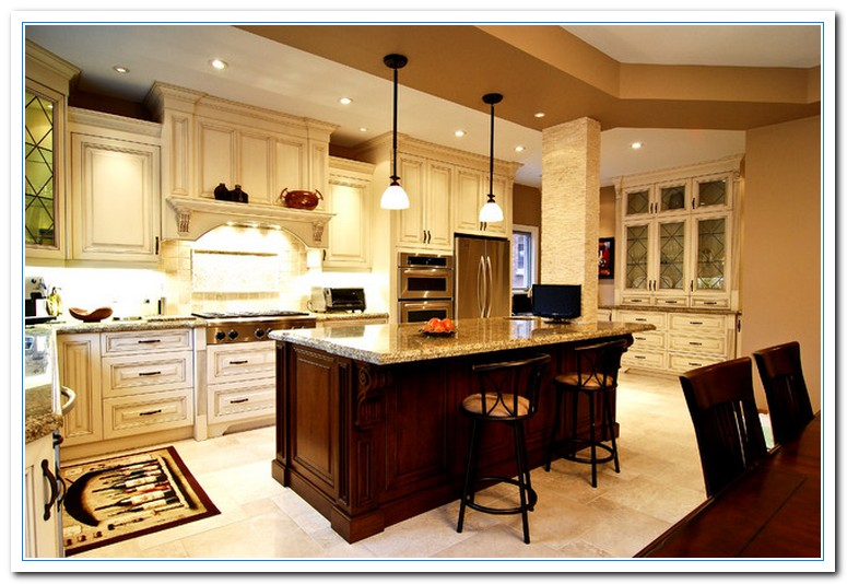 Small Traditional Kitchen information on small kitchen design ideas | home and cabinet reviews