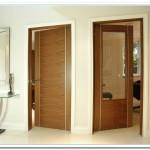 solid walnut kitchen doors