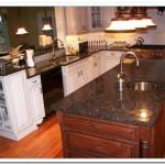 tan brown granite backsplash ideas