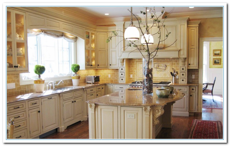 ideas in making tuscan backsplash | home and cabinet reviews